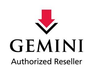 Gemini Cast Metal Letters