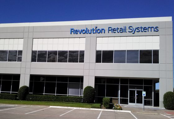 Revolution Retail Systems Building Channel Letters